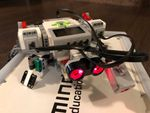 Swift Playgrounds Meet Lego Mindstorms
